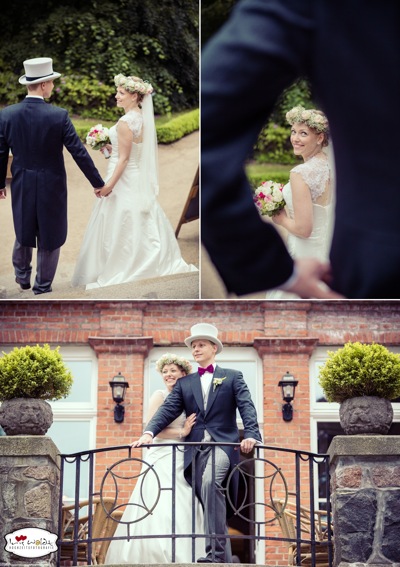 Hochzeitsfotograf Schloss Basthorst 45