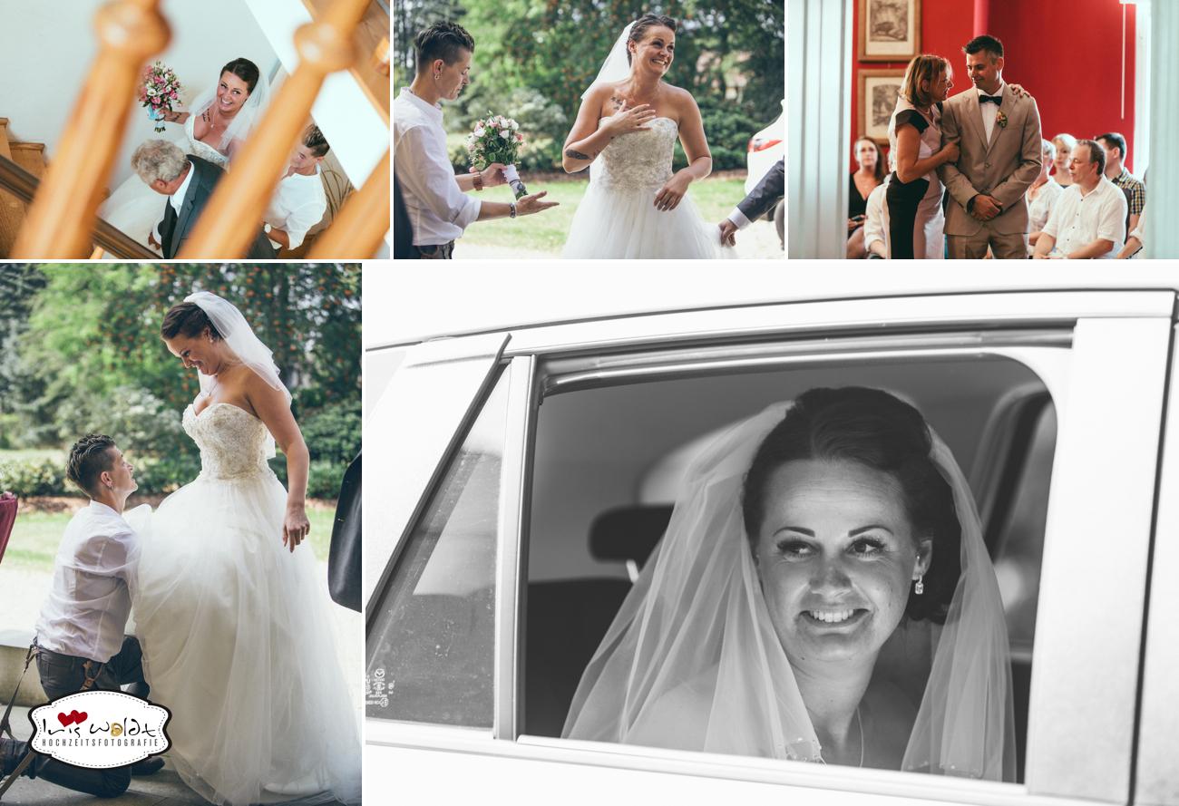Vintage-Hochzeit: Gartenhochzeit 13