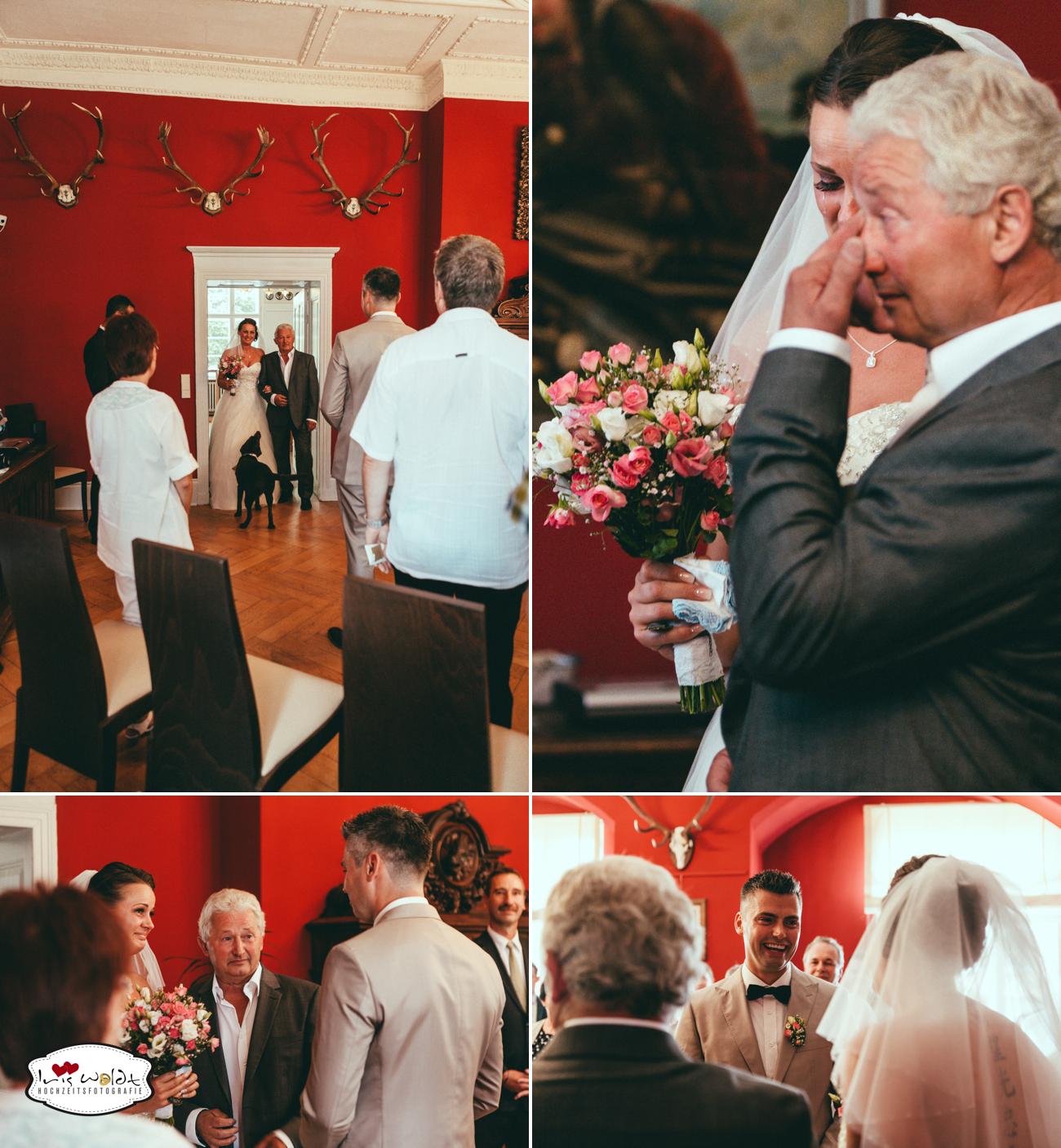Vintage-Hochzeit: Gartenhochzeit 14