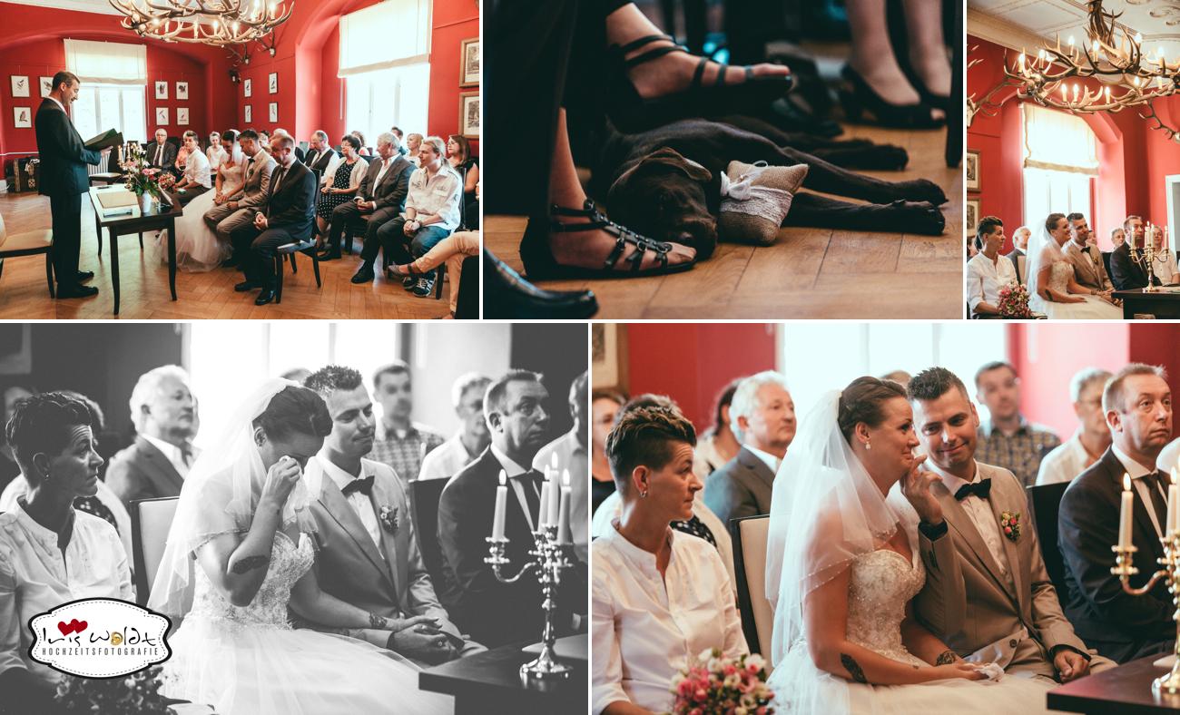 Vintage-Hochzeit: Gartenhochzeit 16