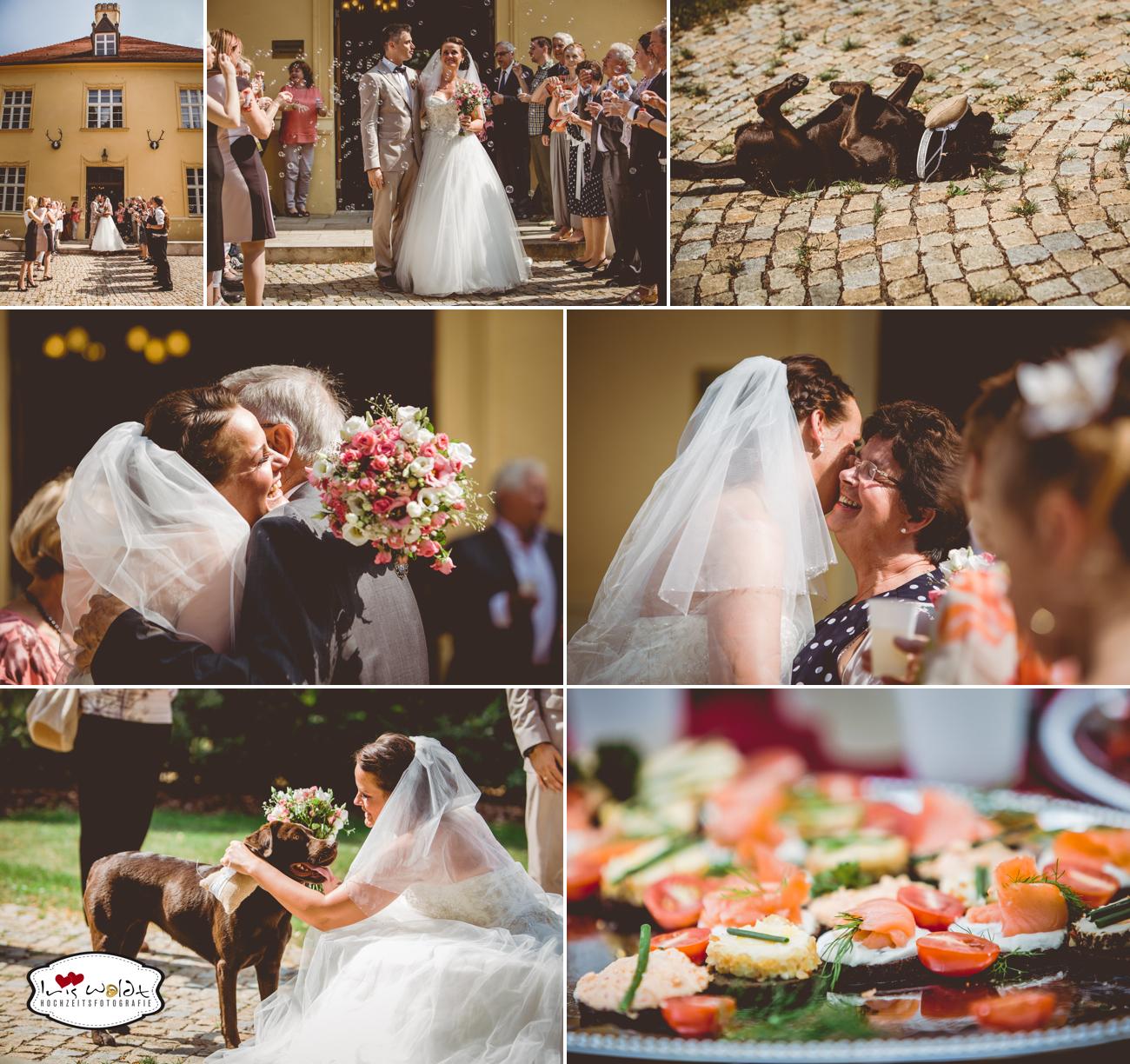 Vintage-Hochzeit: Gartenhochzeit 20