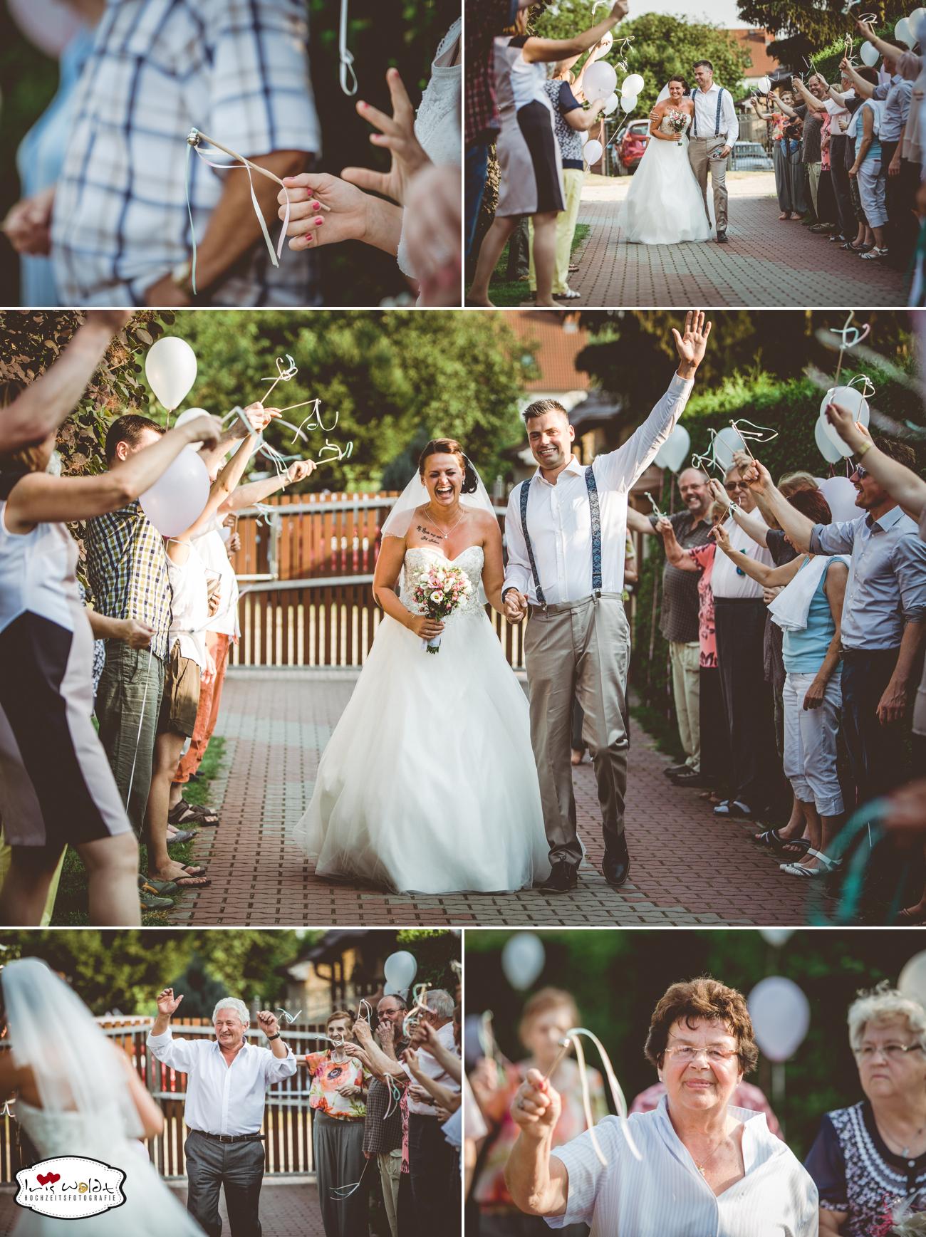 Vintage-Hochzeit: Gartenhochzeit 27