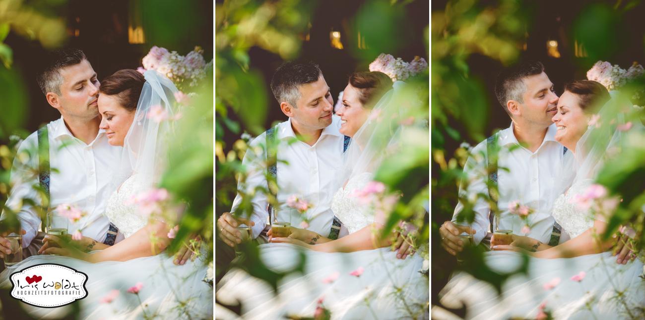 Vintage-Hochzeit: Gartenhochzeit 31