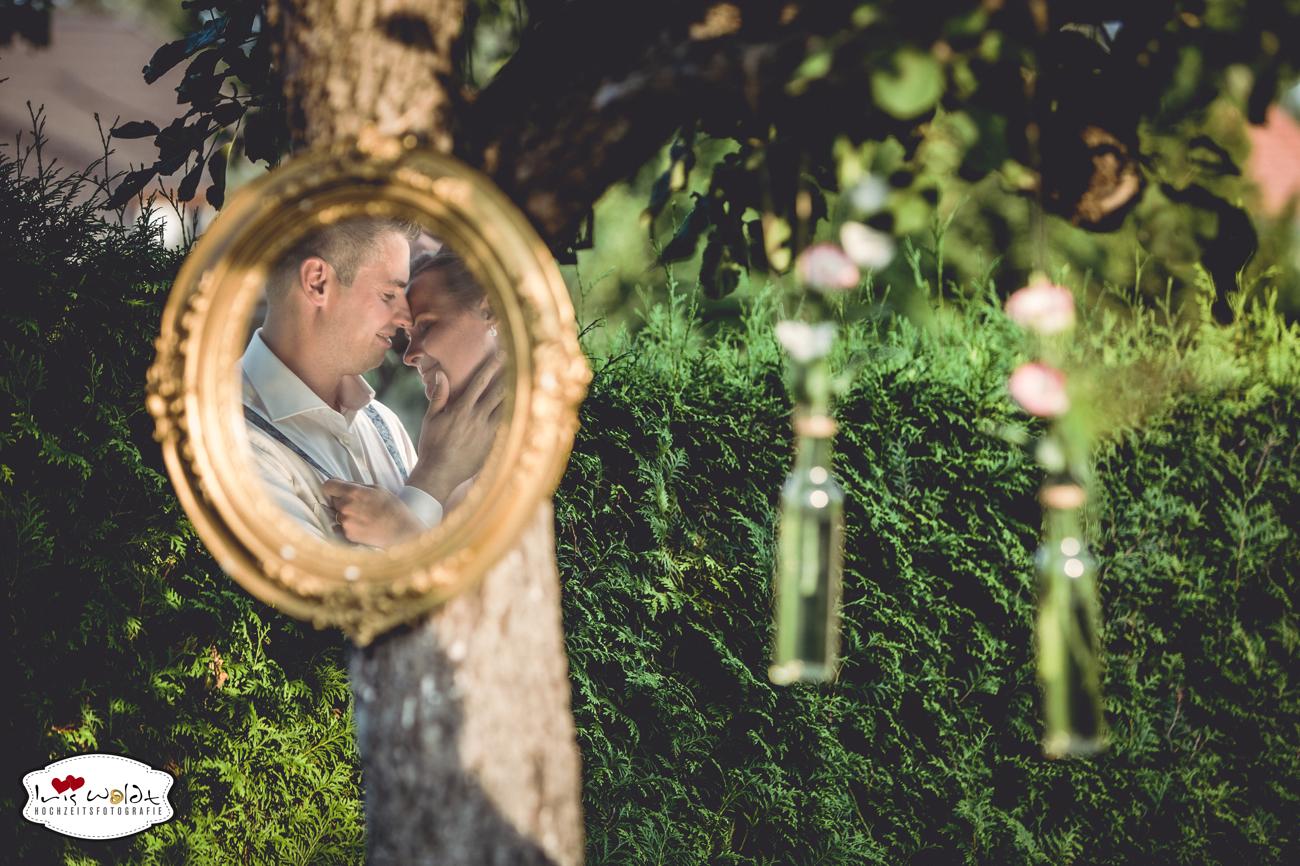 Vintage-Hochzeit: Gartenhochzeit 33