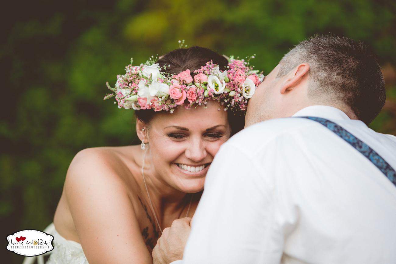 Vintage-Hochzeit: Gartenhochzeit 38