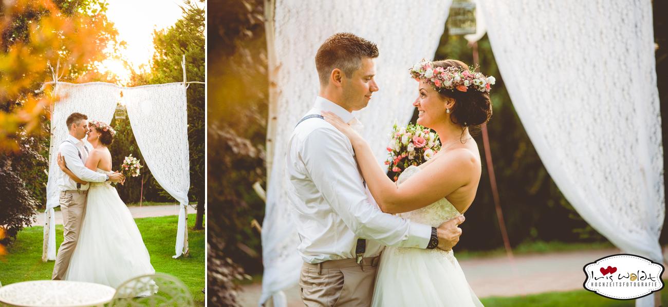 Vintage-Hochzeit: Gartenhochzeit 41