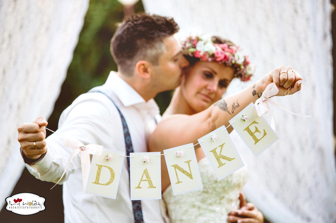 Vintage-Hochzeit: Gartenhochzeit 43
