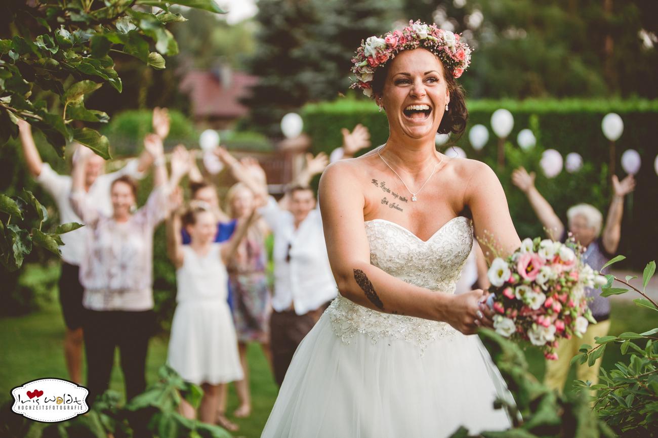 Vintage-Hochzeit: Gartenhochzeit 44