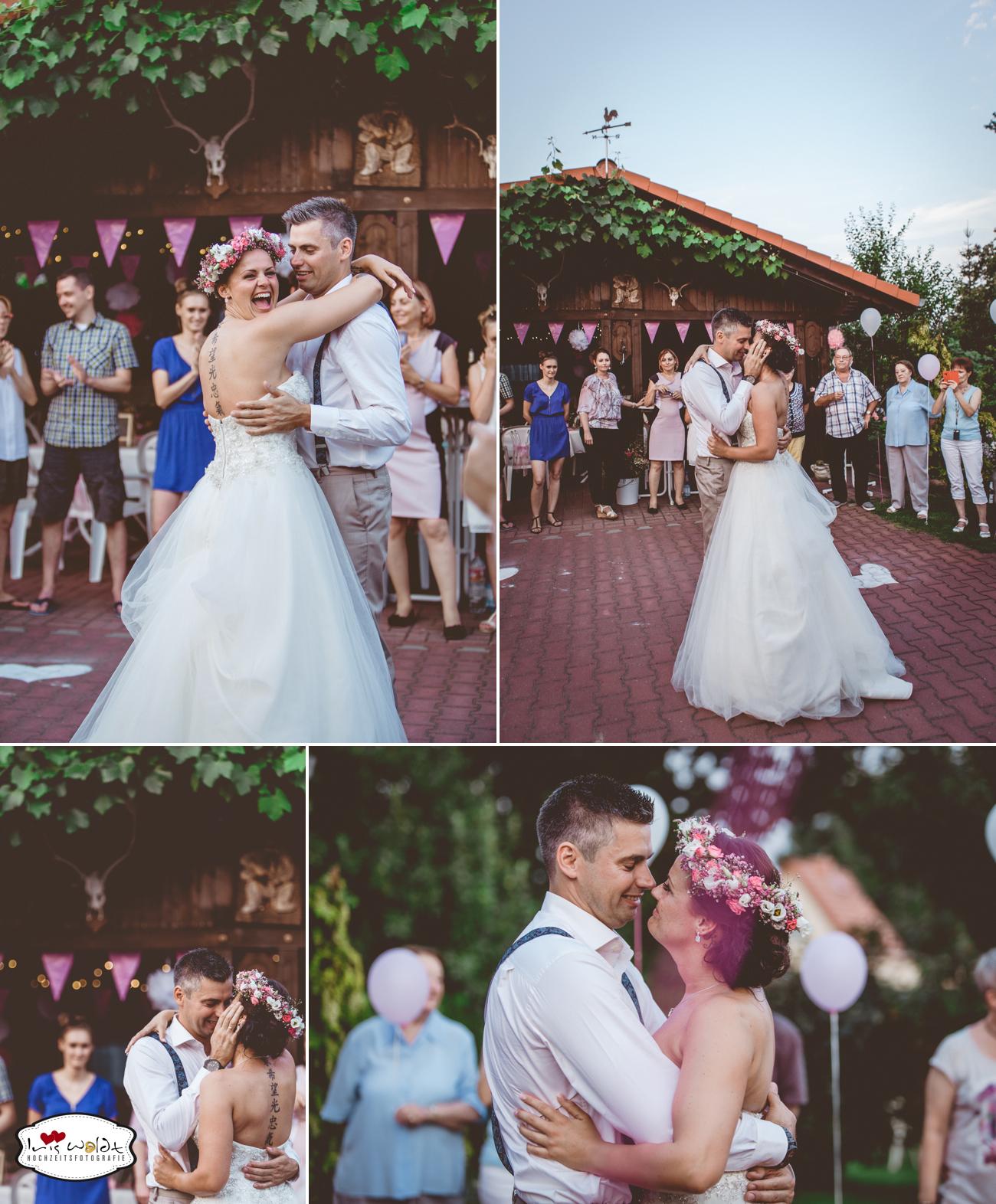 Vintage-Hochzeit: Gartenhochzeit 46