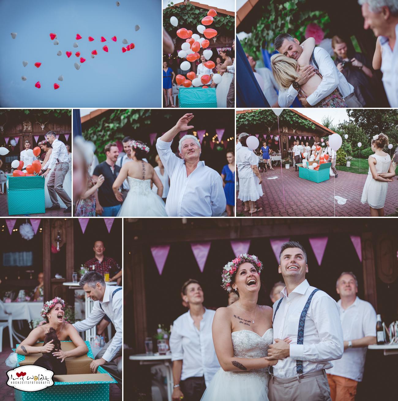 Vintage-Hochzeit: Gartenhochzeit 48