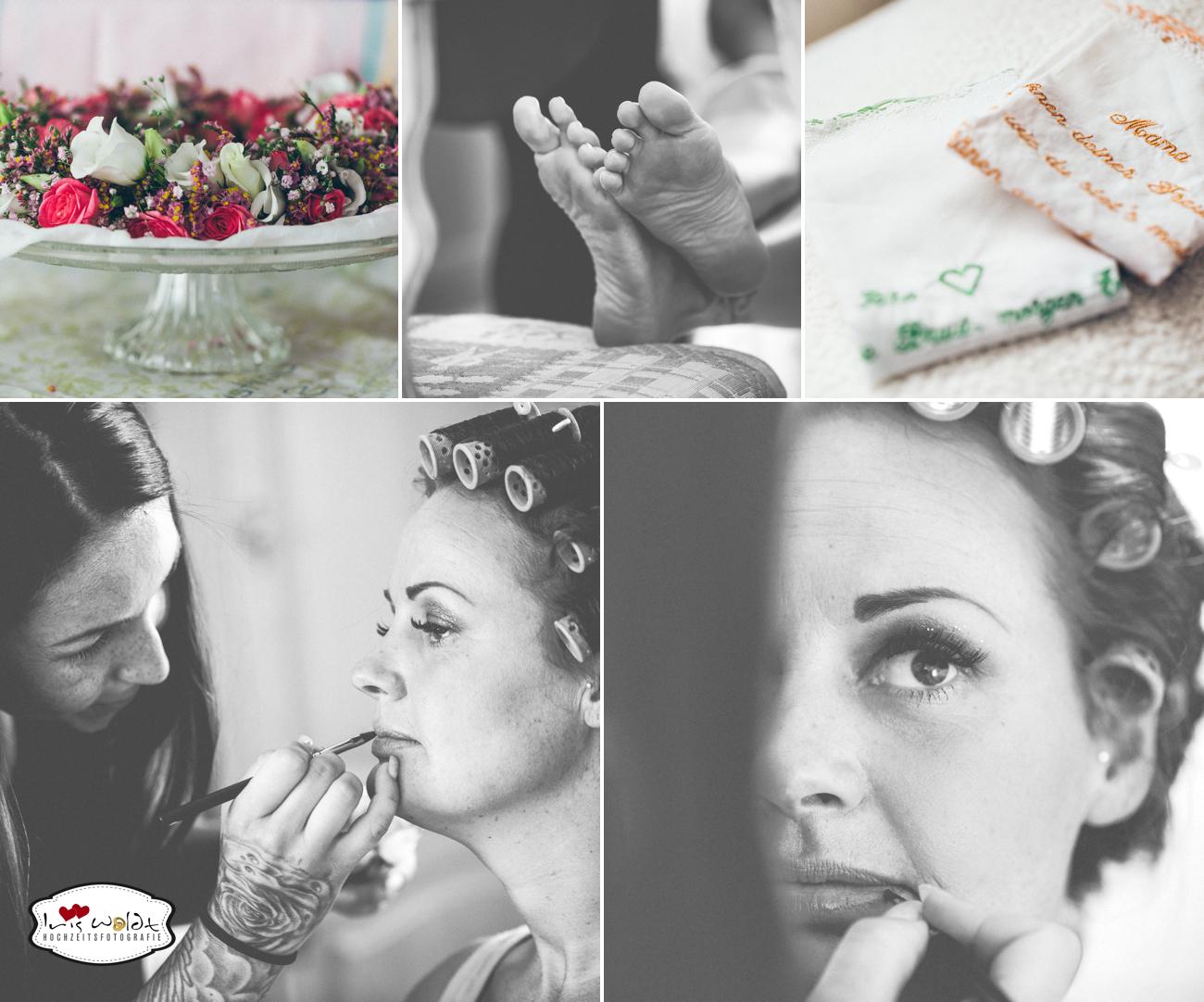 Vintage-Hochzeit: Gartenhochzeit 7