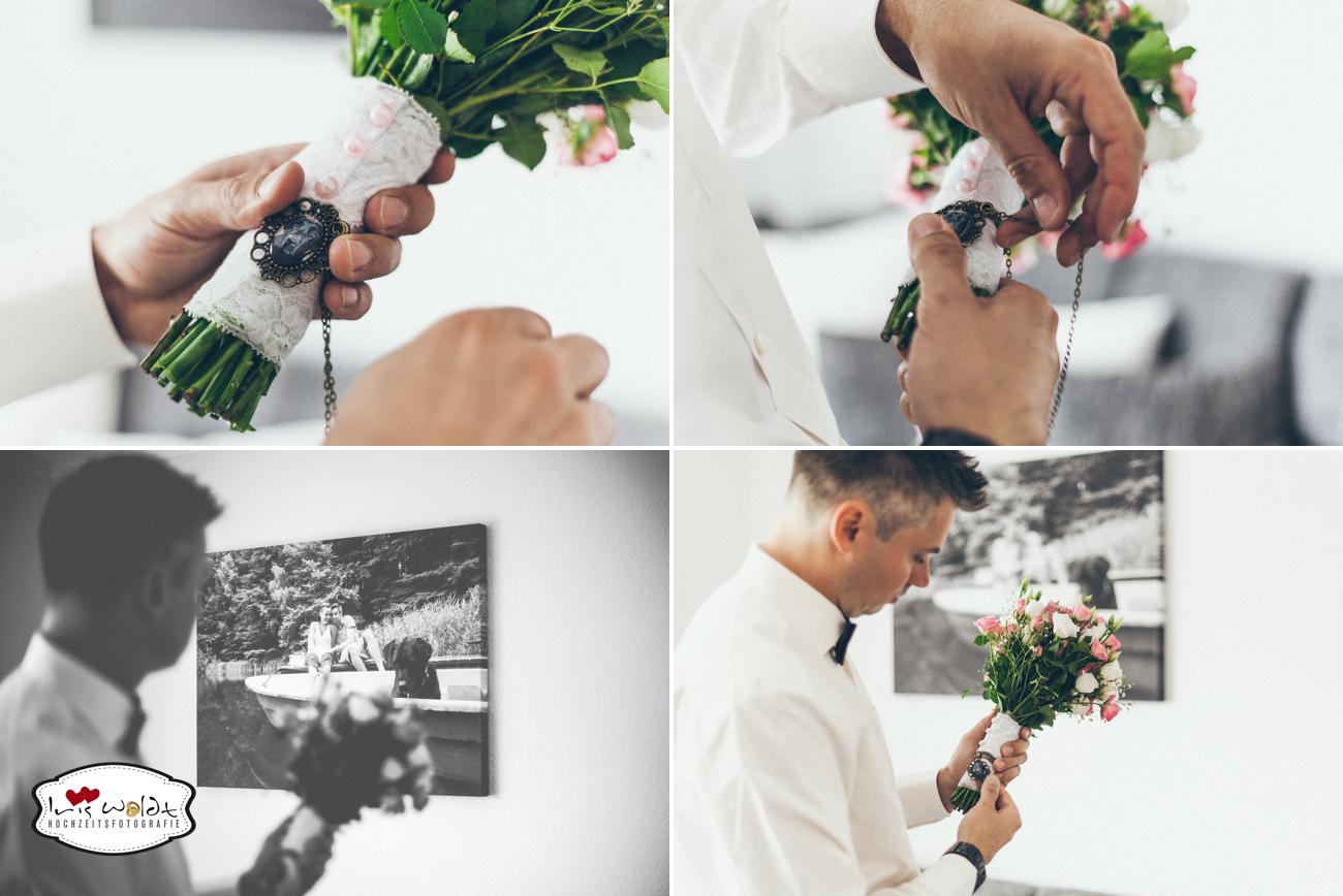 Vintage-Hochzeit: Gartenhochzeit 9