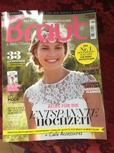 Veroeffentlichung _Hochzeitsreportage_Brautmagazin_IrisWoldt